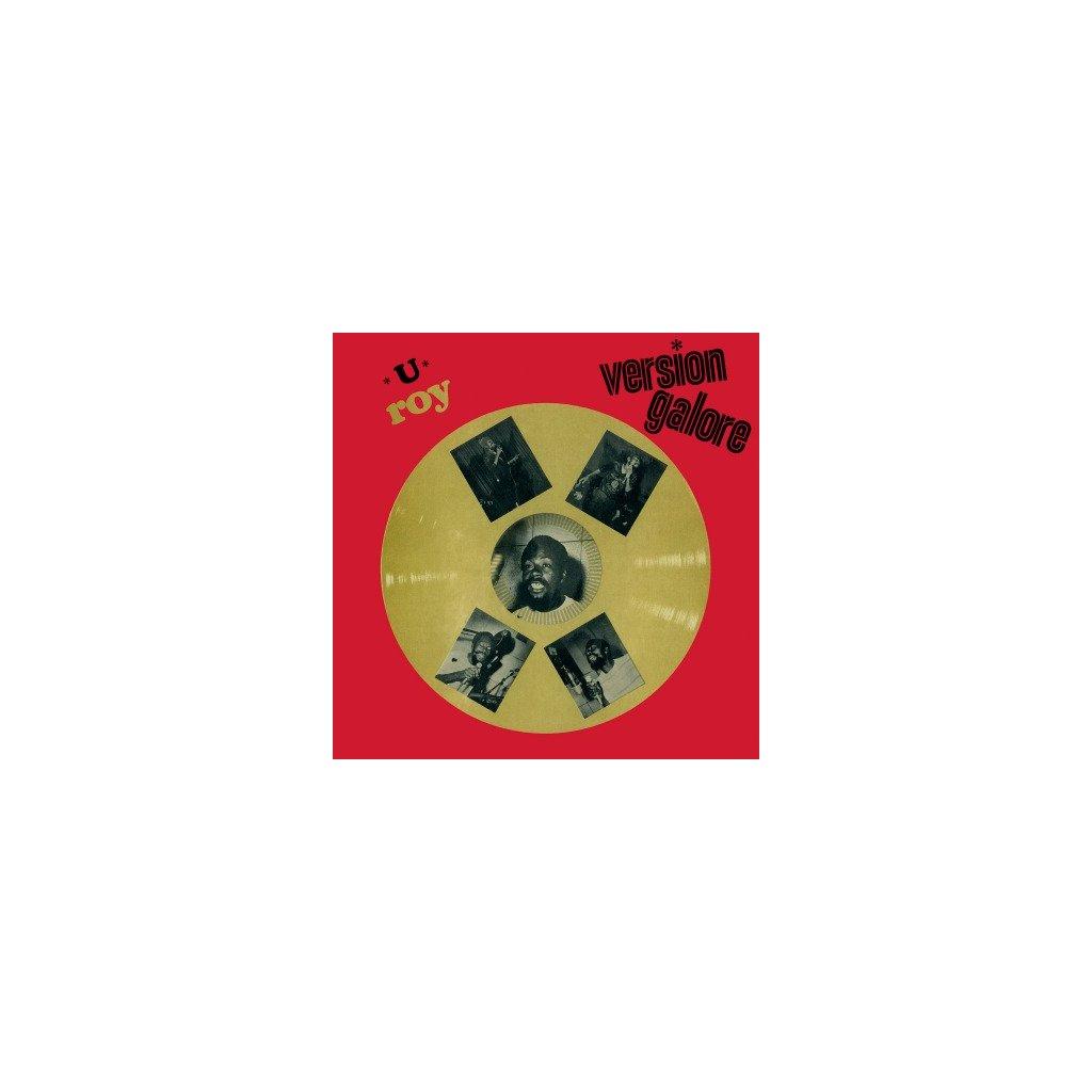 VINYLO.SK | U-ROY - VERSION GALORE (LP)180GR./750 NUMBERED COPIES ORANGE COLOURED VINYL