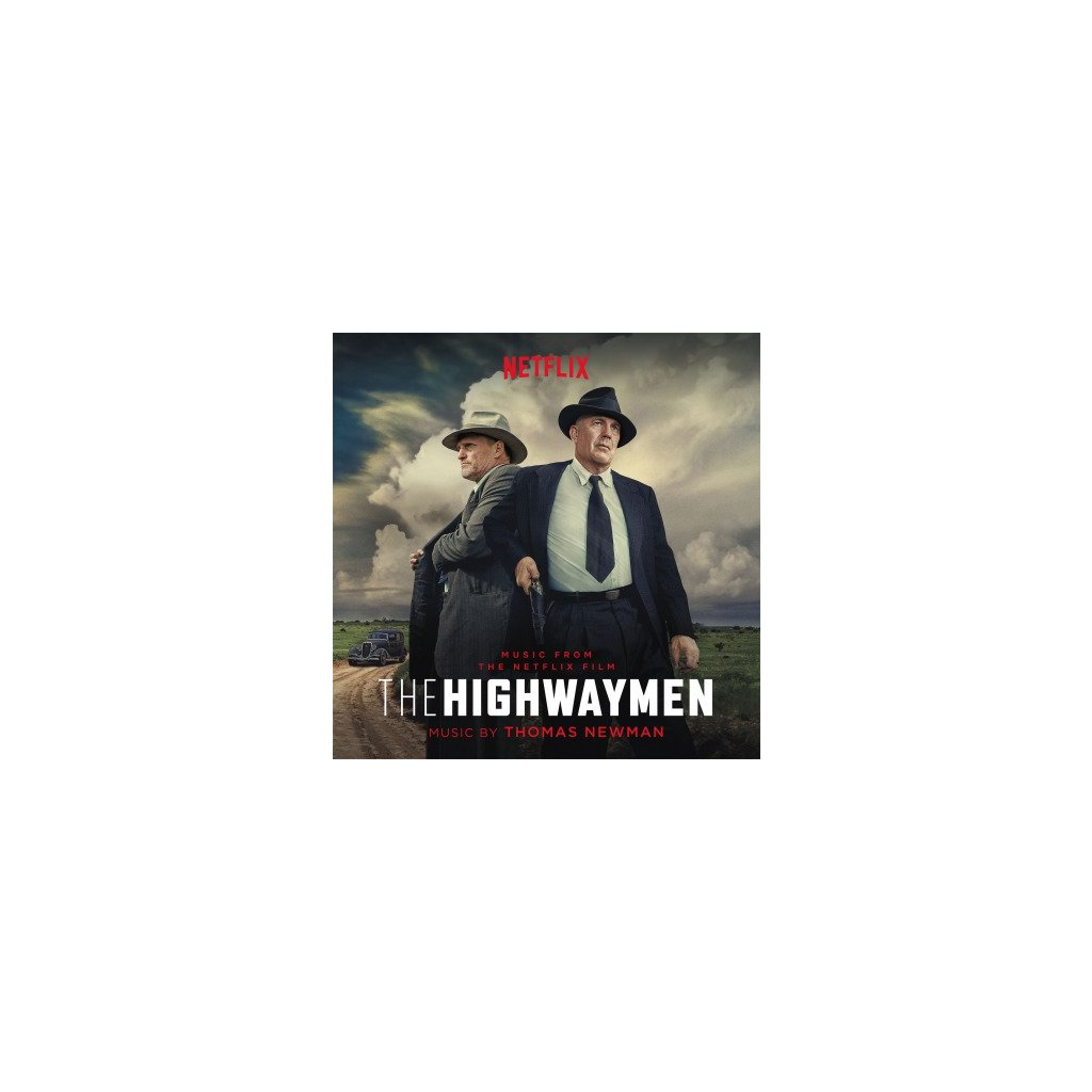 VINYLO.SK | OST - HIGHWAYMEN (2LP)180GR./GATEFOLD/THOMAS NEWMAN/500 CPS BLOOD RED VINYL