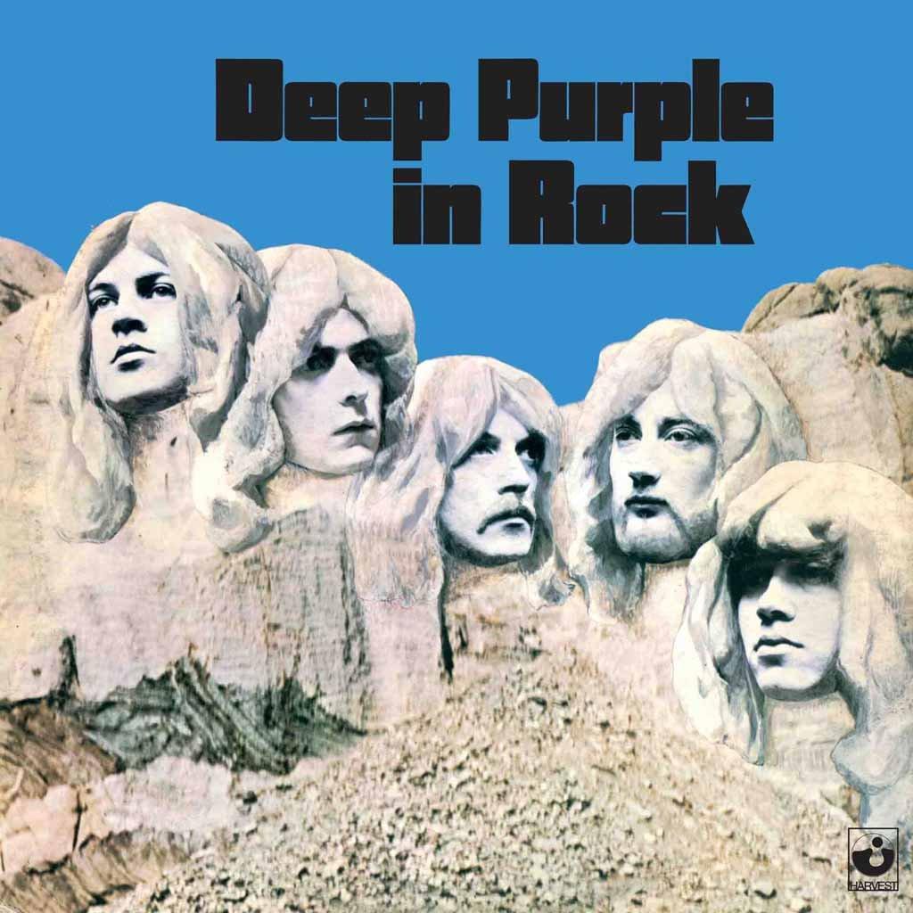 VINYLO.SK | DEEP PURPLE ♫ DEEP PURPLE IN ROCK [LP] 0825646035083