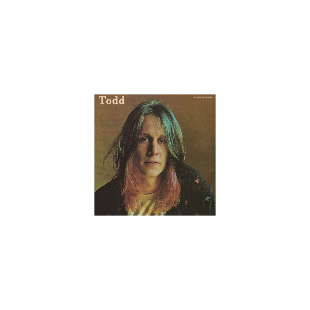 VINYLO.SK | RUNDGREN, TODD - TODD (2LP)180GR/INSERT/1000 NUMBERED COPIES ON GOLD VINYL