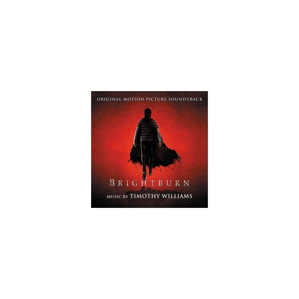 VINYLO.SK | OST - BRIGHTBURN (LP)180GR/TIMOTHY WILLIAMS/POSTER/666COPIES BLOOD-RED VINYL