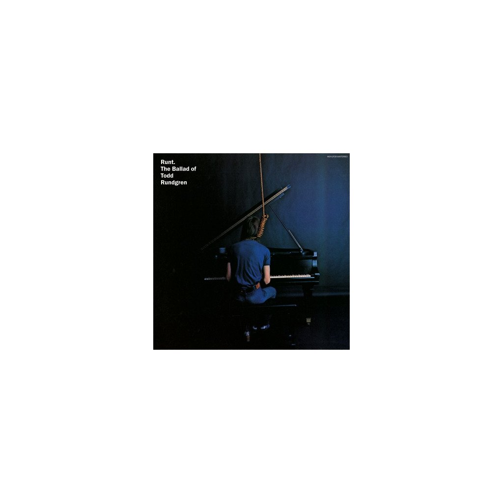 VINYLO.SK   RUNDGREN, TODD - RUNT. THE BALLAD OF TODD RUNDGREN (LP)..OF TODD RUNDGREN/180GR/1000CPS TRANSPARENT BLUE VINYL