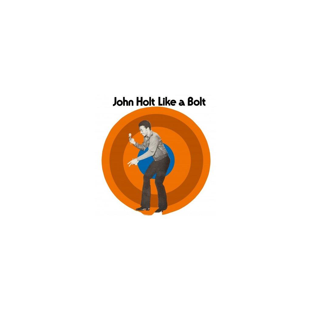VINYLO.SK | HOLT, JOHN - LIKE A BOLT (LP)180GR./750 NUMBERED COPIES ON ORANGE VINYL