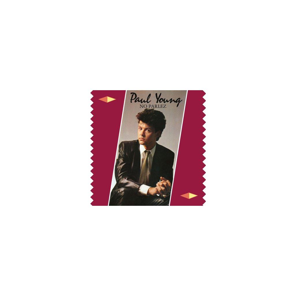 VINYLO.SK | YOUNG, PAUL - NO PARLEZ (LP)180GR/INSERT/DEBUT ALBUM/2000 CPS PURPLE MARBLED VINYL