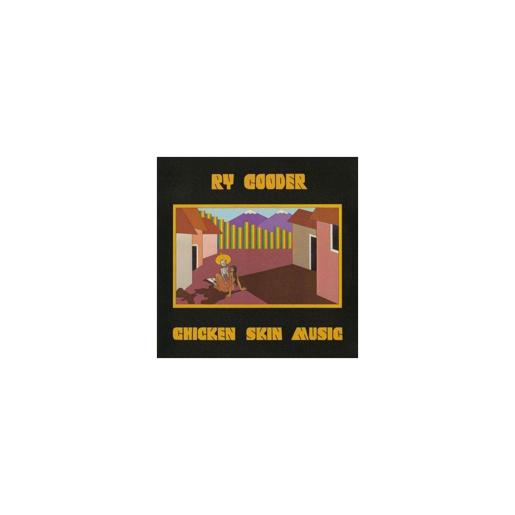 VINYLO.SK | COODER, RY - CHICKEN SKIN MUSIC (LP)180GR./INSERT/1000 NUMBERED COPIES ON YELLOW VINYL