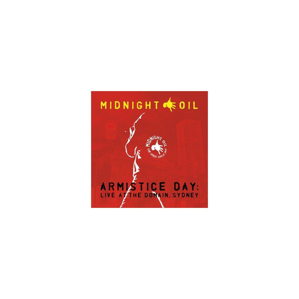 VINYLO.SK | MIDNIGHT OIL - ARMISTICE DAY: LIVE AT THE DOMAIN, SYDNEY (3LP).. AT THE DOMAIN, SYDNEY//180GR./TRIFOLD/BLACK VINYL
