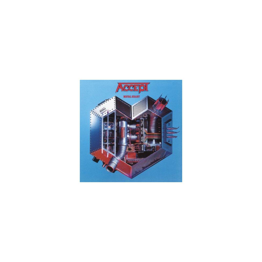 VINYLO.SK   ACCEPT - METAL HEART (LP)180GR./INSERT/BLACK VINYL