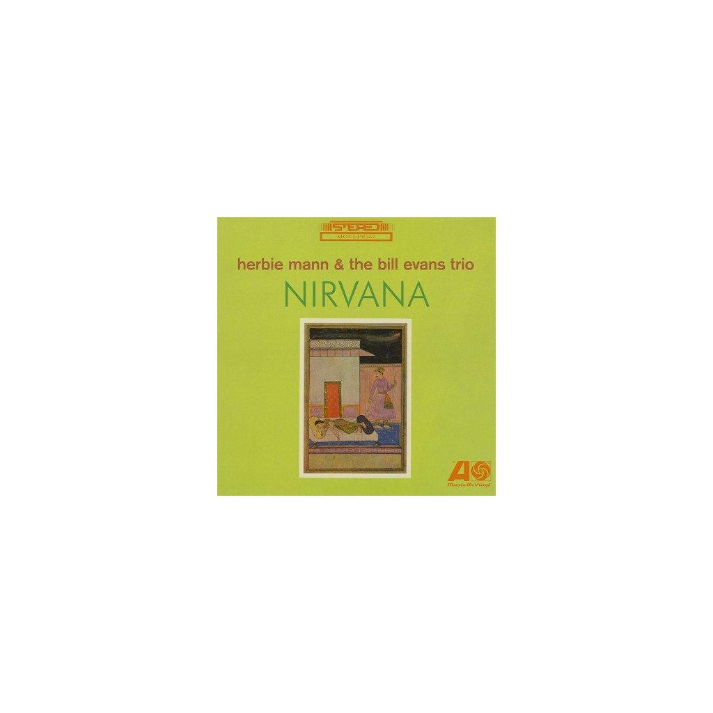 VINYLO.SK | MANN, HERBIE & BILL EVANS - NIRVANA (LP)180GR.