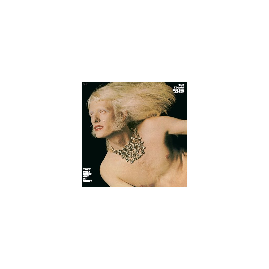VINYLO.SK | WINTER, EDGAR - THEY ONLY COME OUT AT NIGHT (LP).. AT NIGHT//180GR./GATEFOLD/DEBUT EDGAR WINTER GROUP