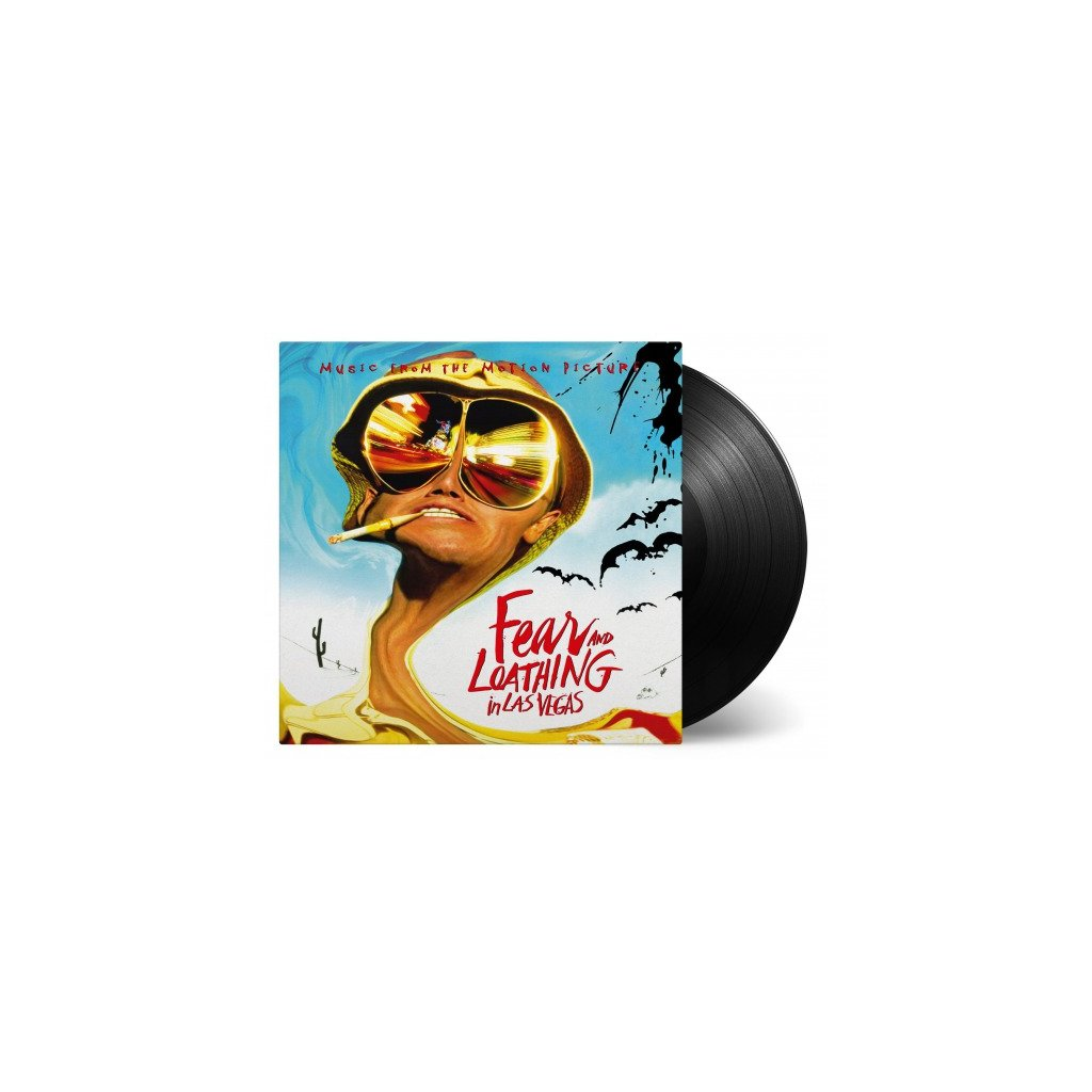 VINYLO.SK   OST - FEAR AND LOATHING IN LAS VEGAS [2LP] 180g GATEFOLD / ETCHED D-SIDE