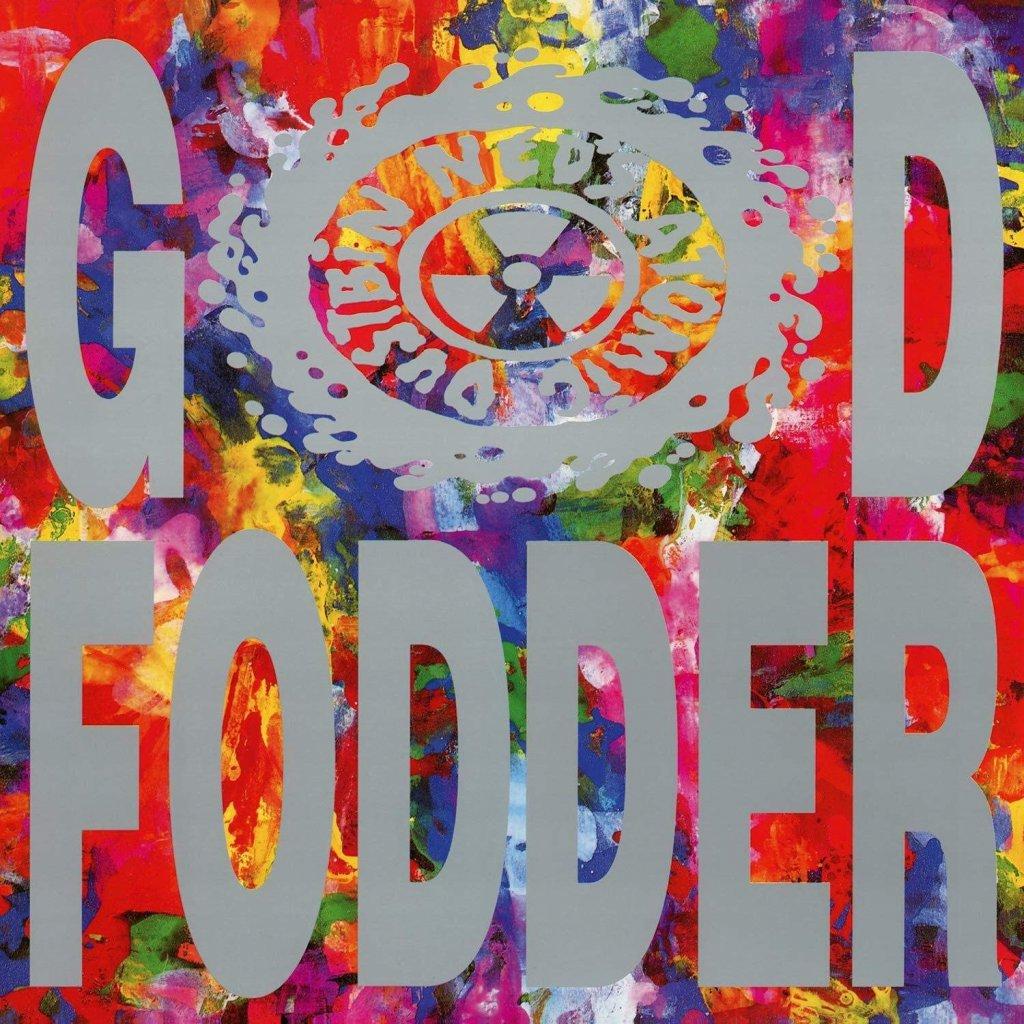 VINYLO.SK | NED'S ATOMIC DUSTBIN - GOD FODDER [LP] 180g INSERT / BLACK VINYL