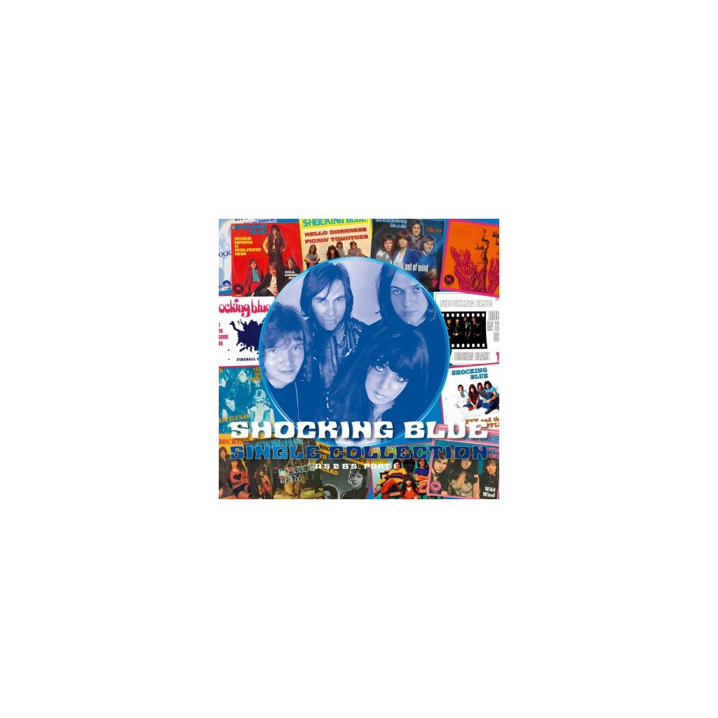VINYLO.SK | SHOCKING BLUE - SINGLE COLLECTION PART 1 (2LP)180GR./GATEFOLD/PART 1/BLACK VINYL
