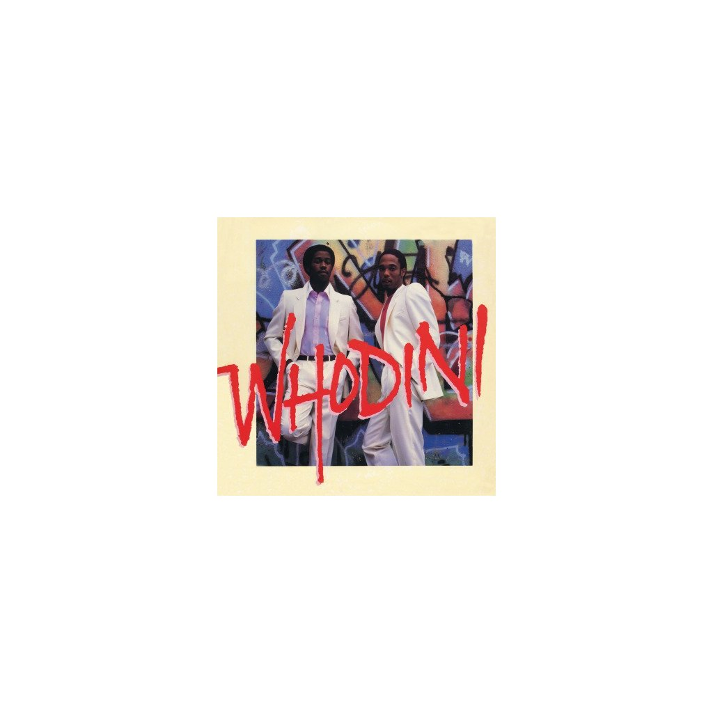VINYLO.SK | WHODINI - WHODINI (LP)180GR/INSERT/1000 NUMBERED CPS ON TRANSPARENT RED VINYL