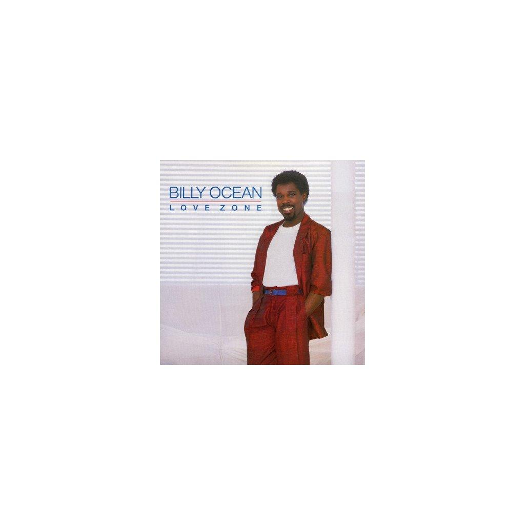 VINYLO.SK   OCEAN, BILLY - LOVE ZONE (LP)180GR./1500 NUMBERED COPIES ON TRANSPARENT PINK VINYL