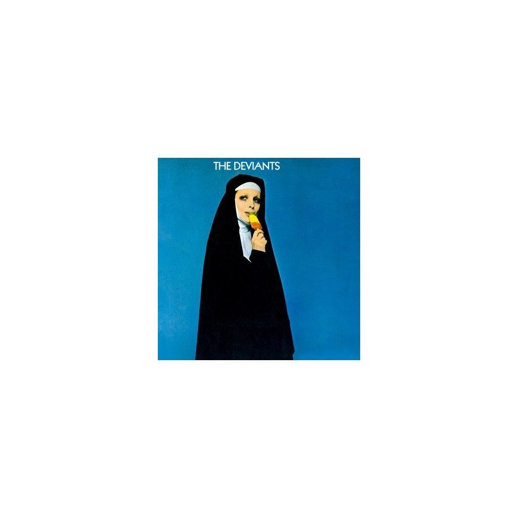 VINYLO.SK | DEVIANTS - DEVIANTS (LP)180GR./INCL. RARE BOOKLET/1000 COPIES TRANSPARENT BLUE