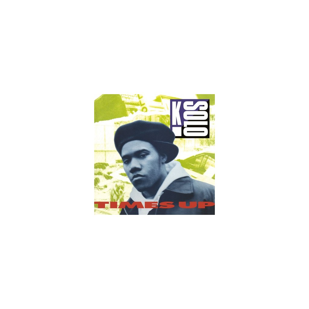 VINYLO.SK   K-SOLO - TIMES UP (LP)180GR./INSERT/FIRST TIME ON VINYL