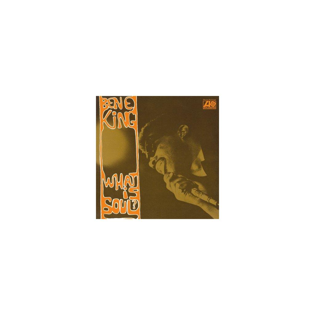 VINYLO.SK | KING, BEN E. - WHAT IS SOUL? (LP)180GR./MONO RECORDING