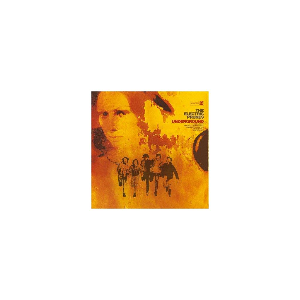VINYLO.SK | ELECTRIC PRUNES - UNDERGROUND (MONO) (LP)180GR./MONO RECORDING