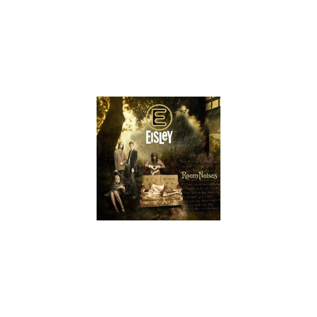 VINYLO.SK   EISLEY - ROOM NOISES (LP)180GR./INSERT/1000 NUMBERED COPIES ON GOLD VINYL