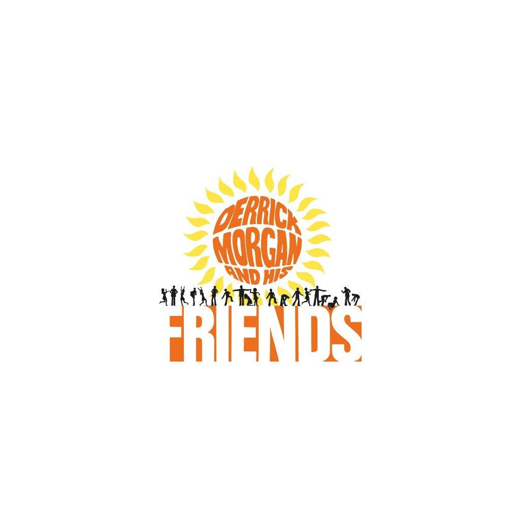 VINYLO.SK | MORGAN, DERRICK - DERRICK MORGAN AND HIS FRIENDS (LP)..AND HIS FRIENDS//180GR./750 NUMBERED CPS ORANGE VINYL