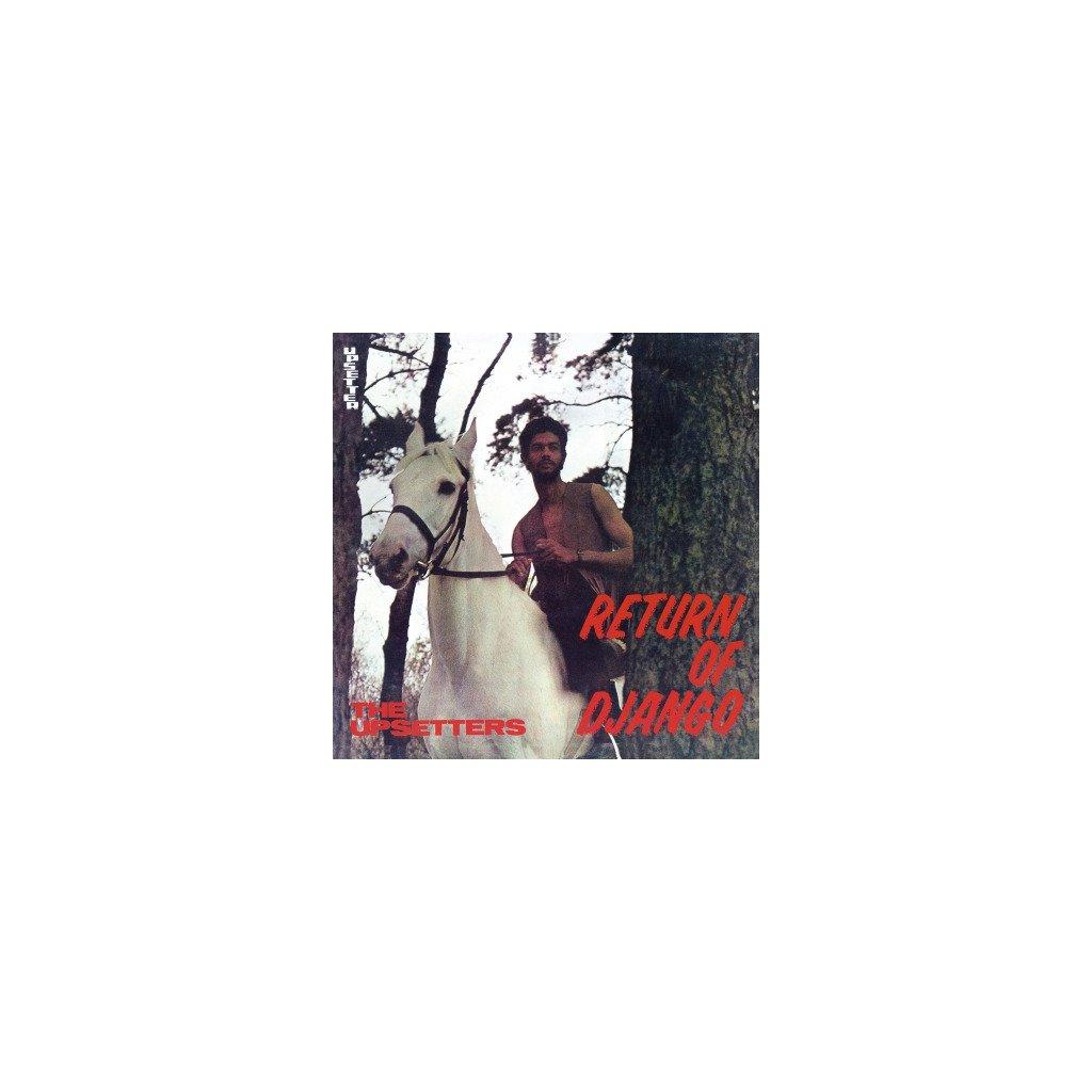 VINYLO.SK | UPSETTERS - RETURN OF DJANGO (LP)180GR./GATEFOLD/1000 NUMBERED COPIES ON ORANGE VINYL