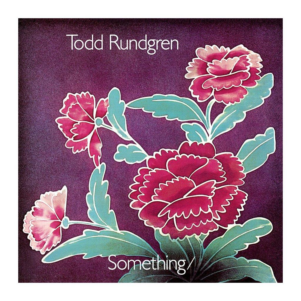 VINYLO.SK   RUNDGREN TODD - SOMETHING / ANYTHING? [2LP] 180g GATEFOLD / 8P FOLDED INSERT / BLACK VINYL