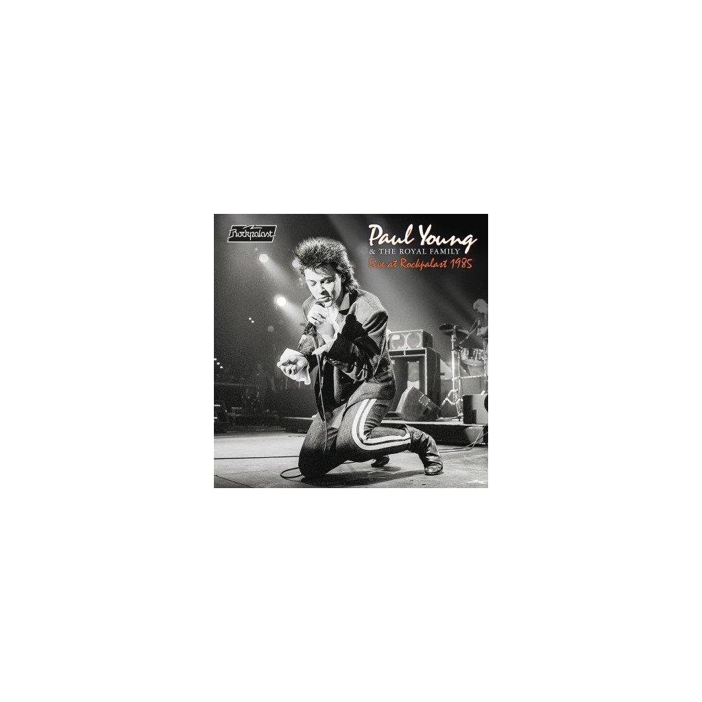 VINYLO.SK | YOUNG, PAUL & THE ROYAL F - LIVE AT ROCKPALAST 1985 (2LP).. 1985//180GR/GATEFOLD/INSERT/1000CPS ON ORANGE VINYL