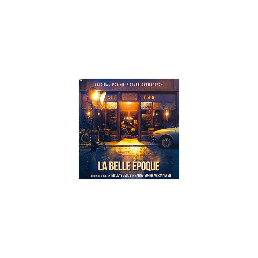 VINYLO.SK | OST - LA BELLE EPOQUE (2LP)180GR./GATEFOLD/500 COPIES ON TRANSPARENT BLUE VINYL