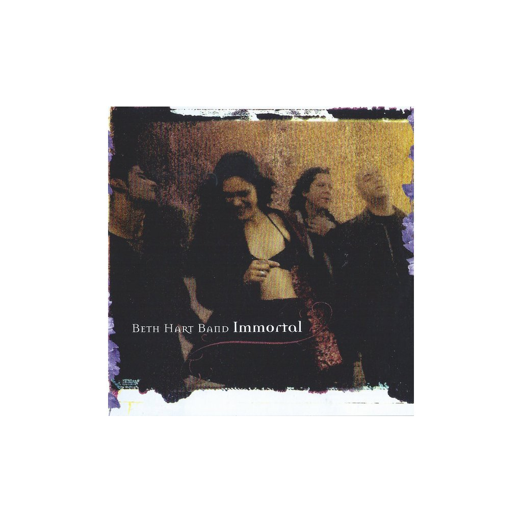 VINYLO.SK   HART BETH -BAND- - IMMORTAL [LP] 180g 4P BOOKLET / FIRST TIME VINYL / BLACK VINYL