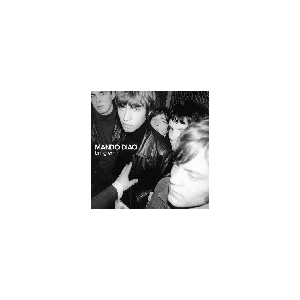 VINYLO.SK | MANDO DIAO - BRING 'EM IN (LP)180GR./GATEFOLD/1500 COPIES ON 'SMOKEY' COLOURED VINYL