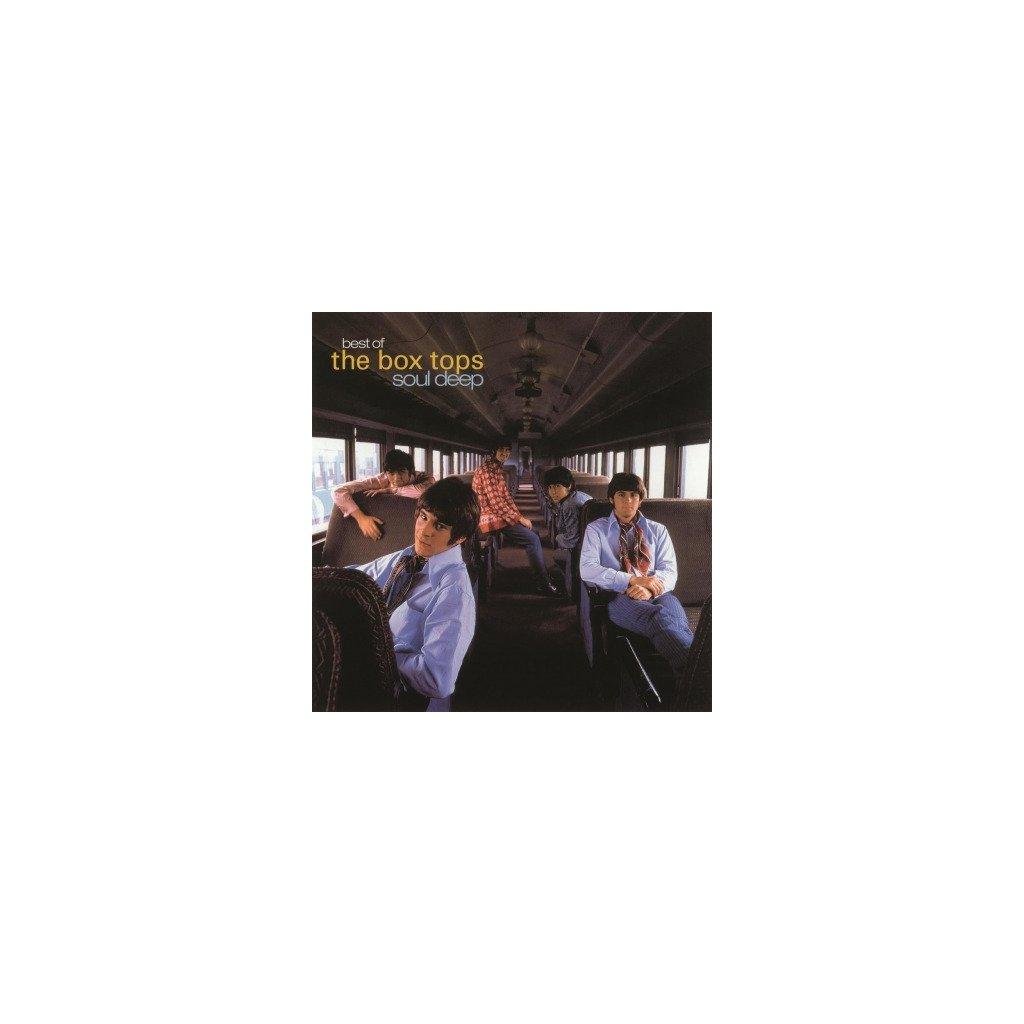 VINYLO.SK | BOX TOPS - SOUL DEEP (LP)180GR./INSERT/BEST OF/1000 CPS TRANSLUCENT YELLOW VINYL