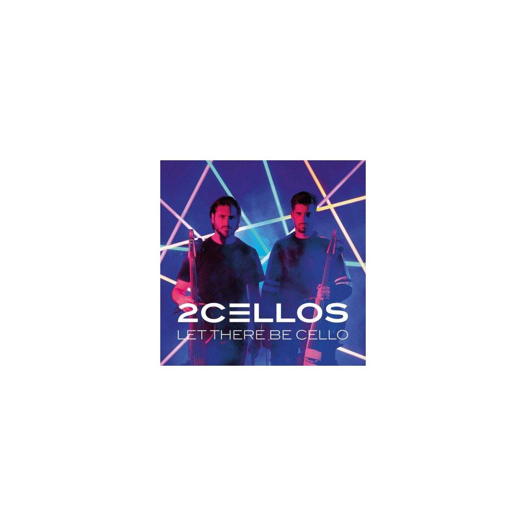 VINYLO.SK | TWO CELLOS - LET THERE BE CELLO (LP)180GR./GATEFOLD/PVC SLEEVE/BLACK VINYL