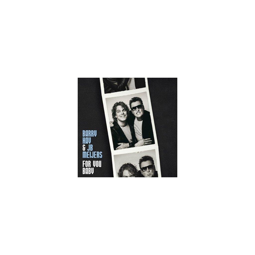 VINYLO.SK | HAY, BARRY & JB MEIJERS - FOR YOU BABY (LP)180GR./PRINTED INNERSLEEVE/1000 CPS TURQUOISE VINYL