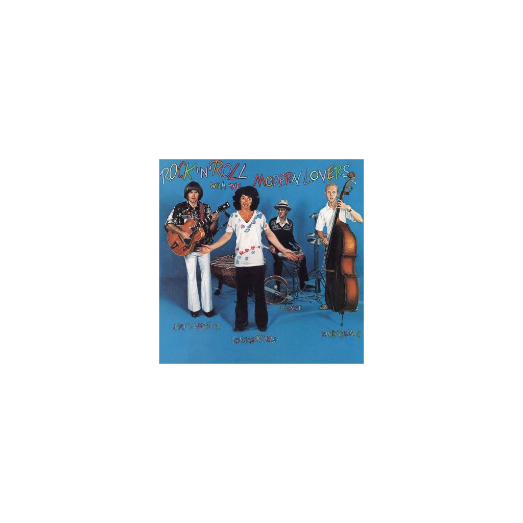 VINYLO.SK | MODERN LOVERS - ROCK 'N' ROLL WITH THE MODERN LOVERS (LP)..THE MODERN LOVERS//180GR./BLACK VINYL