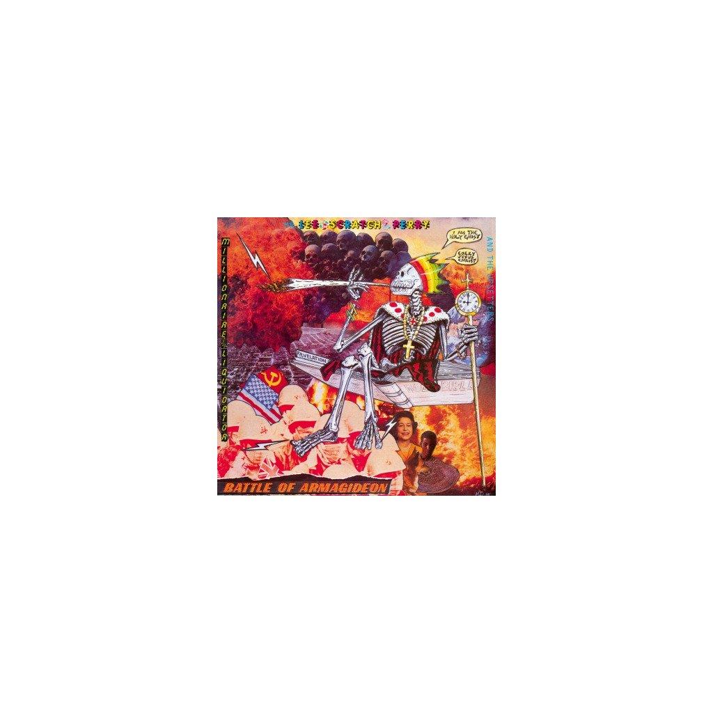 VINYLO.SK | PERRY, LEE -SCRATCH- - BATTLE OF ARMAGIDEON (LP)180GR./BLACK VINYL