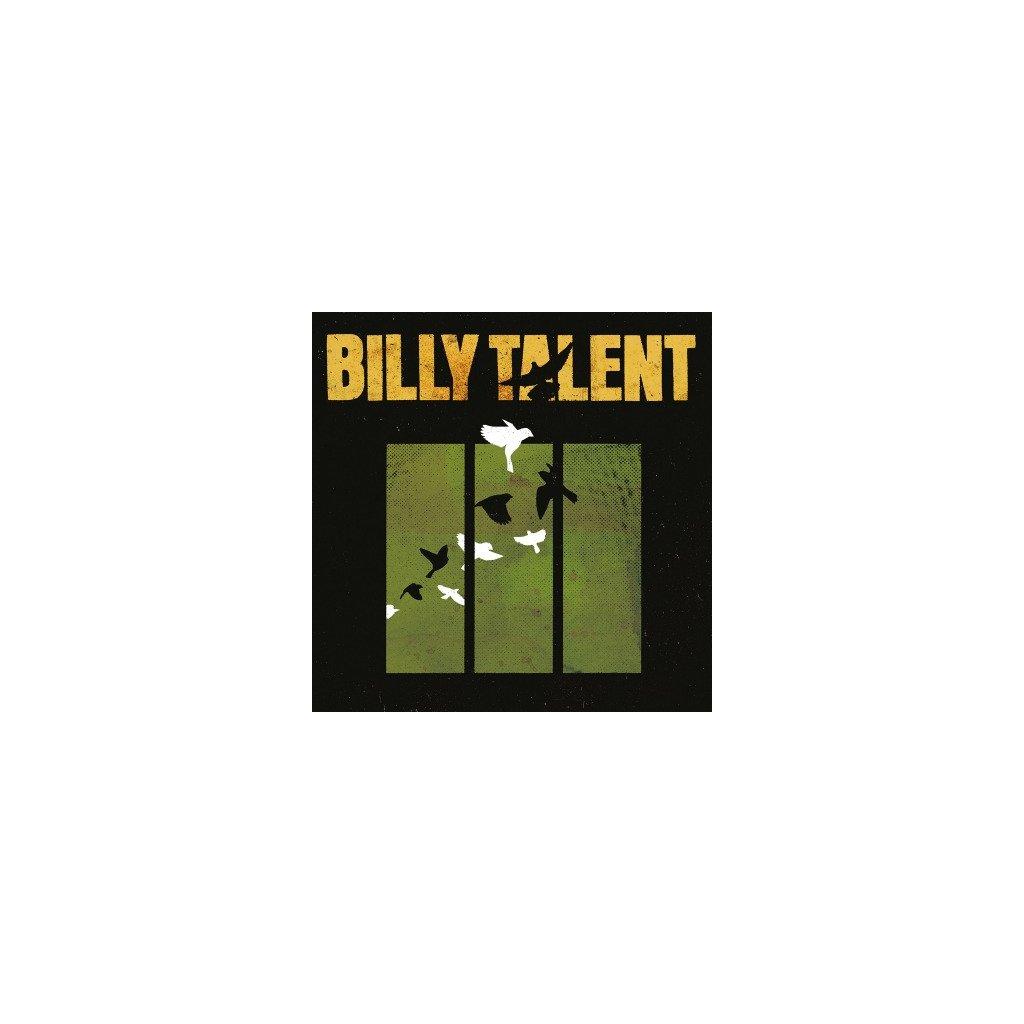 VINYLO.SK | BILLY TALENT - BILLY TALENT III (LP)180GR./4P BOOKLET/BLACK VINYL