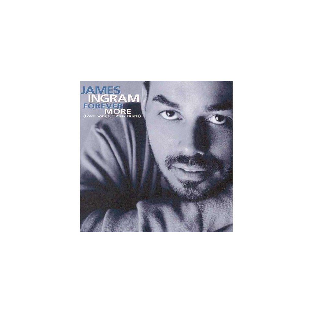 VINYLO.SK | INGRAM, JAMES - FOREVER MORE [CD]