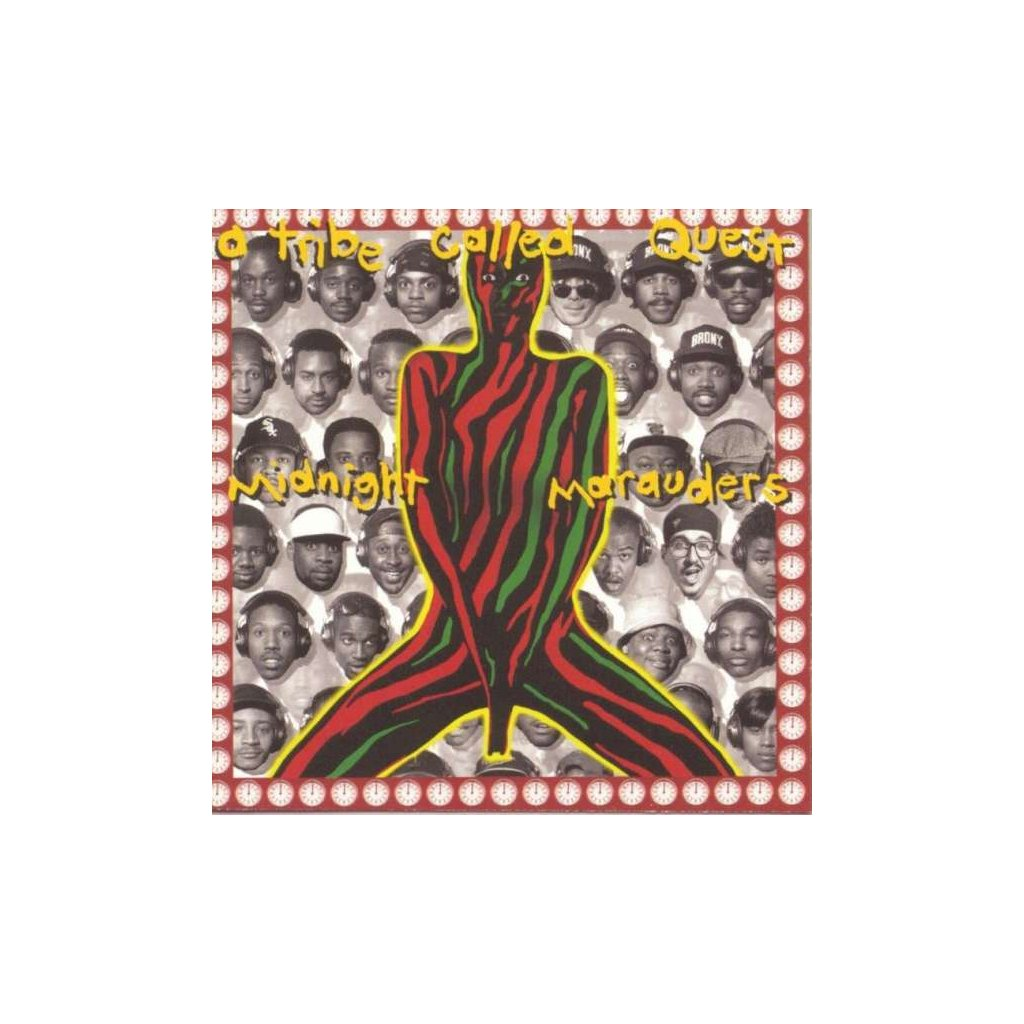 VINYLO.SK | A TRIBE CALLED QUEST - MIDNIGHT MARAUDERS [LP]