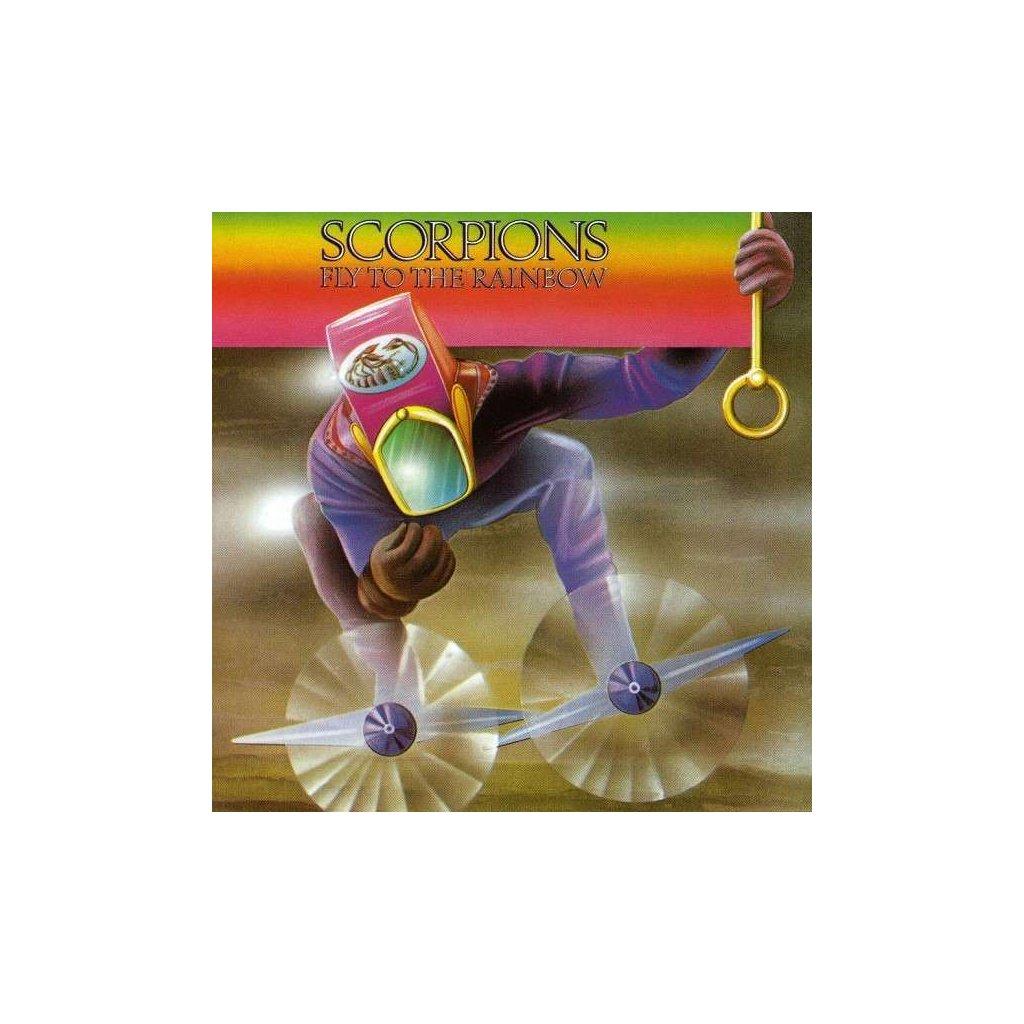 VINYLO.SK   SCORPIONS - FLY TO THE RAINBOW [CD]
