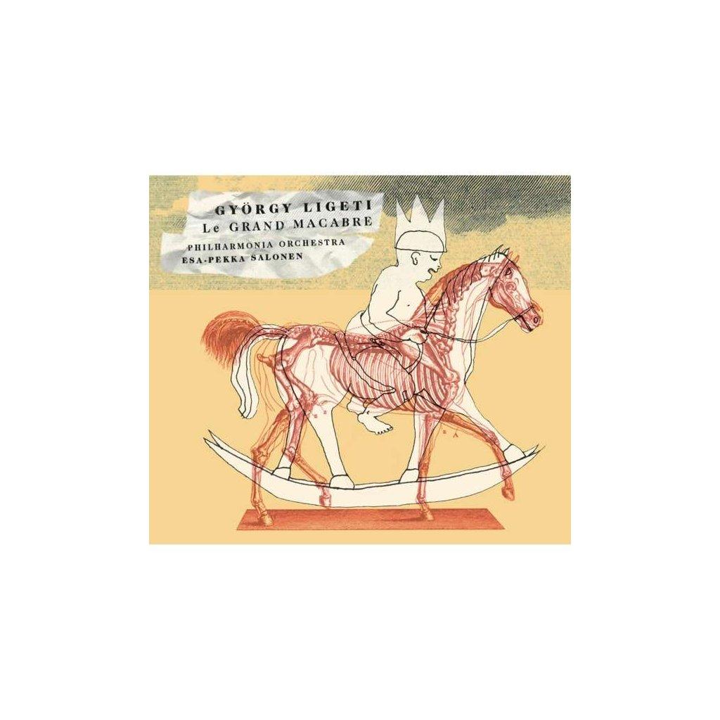 VINYLO.SK | LIGETI, G. - LE GRAND MACABRE [2CD]