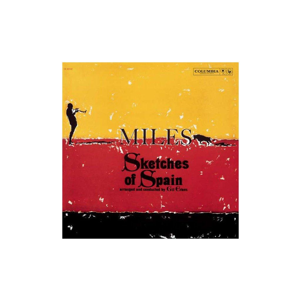 VINYLO.SK | DAVIS, MILES - SKETCHES OF SPAIN [CD]