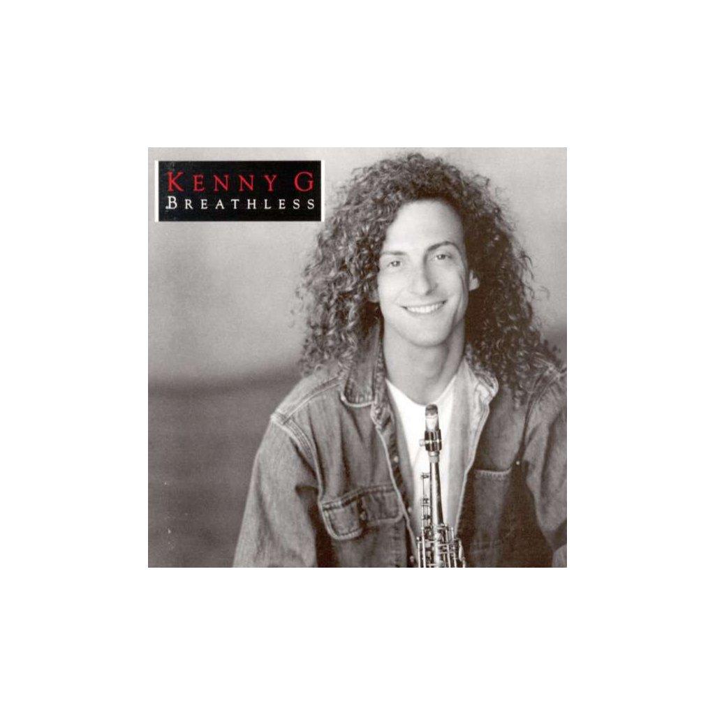 VINYLO.SK | KENNY G - BREATHLESS [CD]