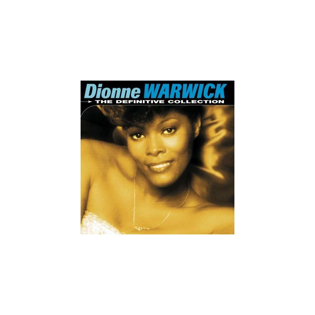 VINYLO.SK | WARWICK, DIONNE - THE DEFINITIVE COLLECTION [CD]