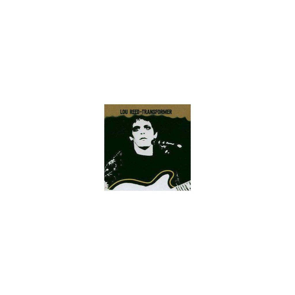 VINYLO.SK | REED, LOU - TRANSFORMER [CD]