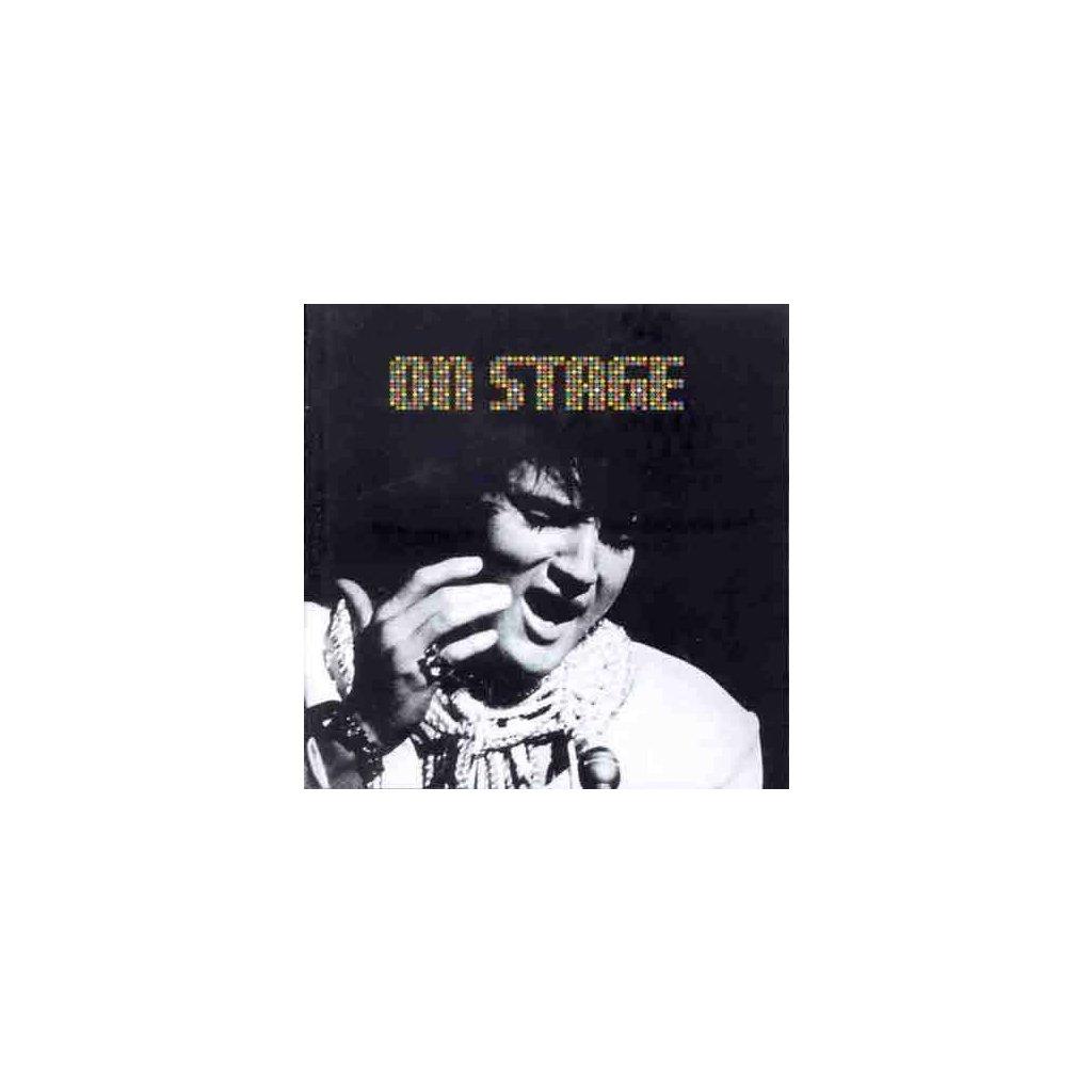 VINYLO.SK | PRESLEY, ELVIS - ON STAGE [CD]