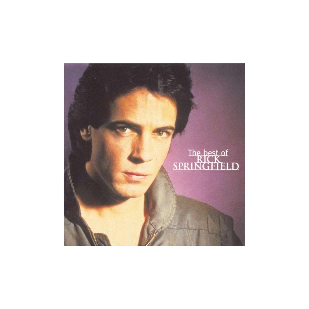 VINYLO.SK | SPRINGFIELD, RICK - THE BEST OF RICK SPRINGFIELD [CD]
