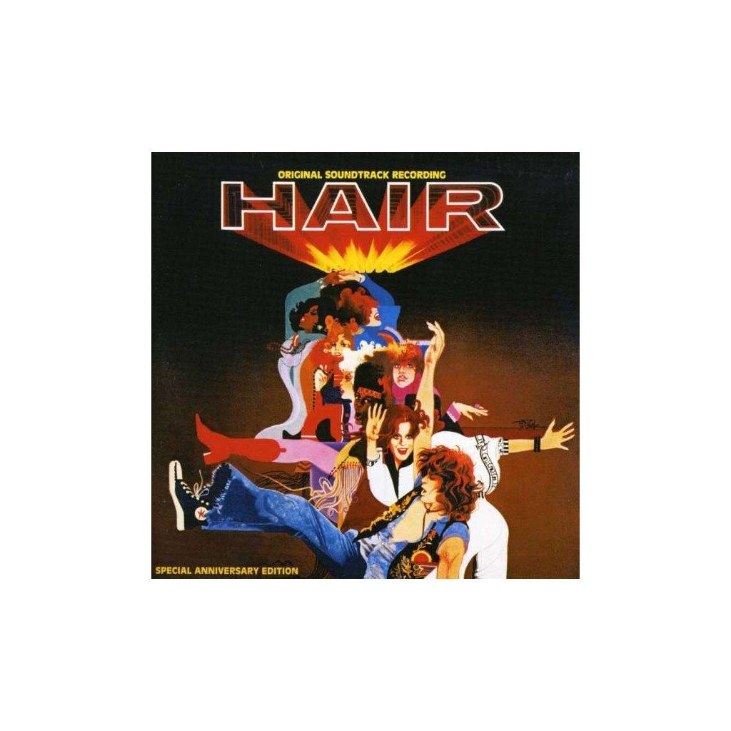 VINYLO.SK | OST - HAIR / Anniversary [CD]