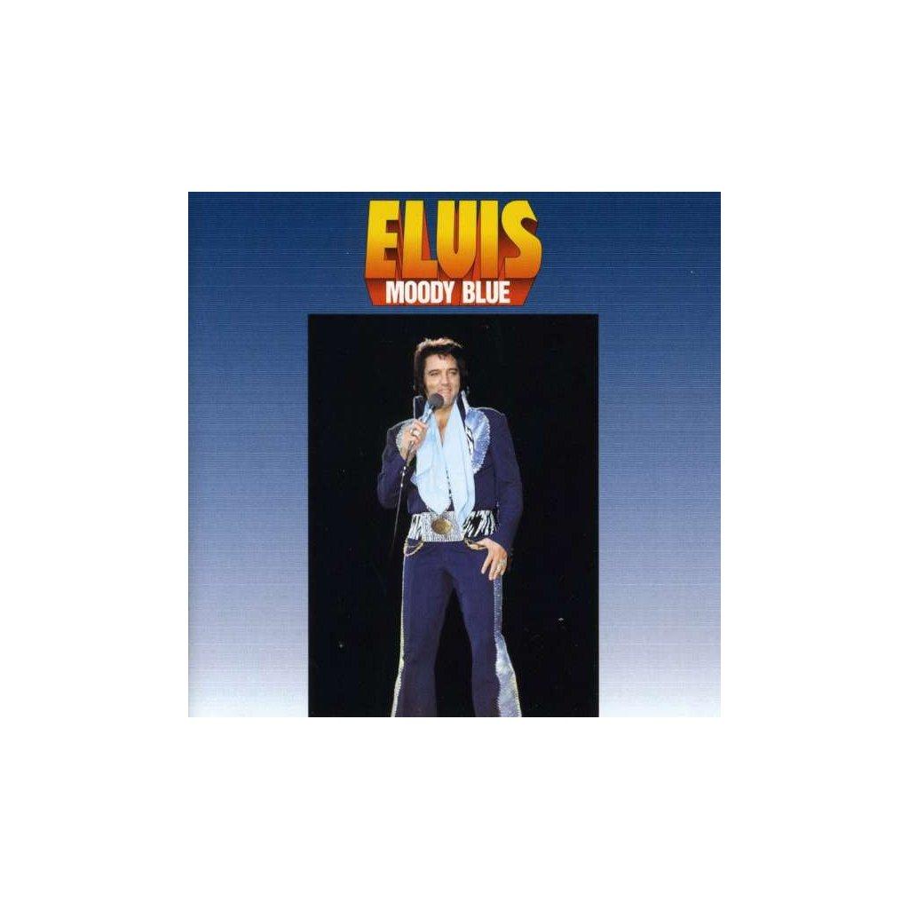 VINYLO.SK | PRESLEY, ELVIS - MOODY BLUE [CD]