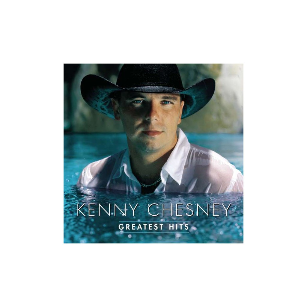 VINYLO.SK | CHESNEY, KENNY - GREATEST HITS [CD]