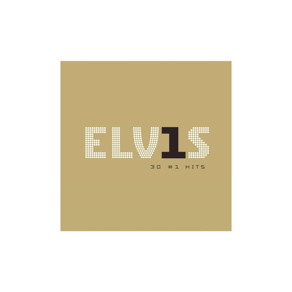 VINYLO.SK | PRESLEY, ELVIS - 30 #1 HITS [CD]